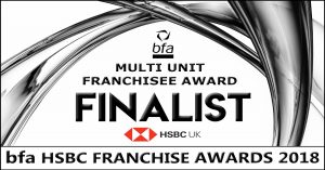 Awards 2018 Tiles Multi Unit Franchisee Award New