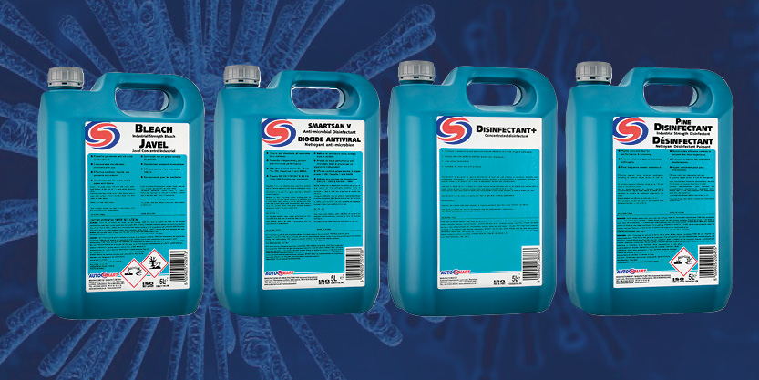 Autosmart Covid 19 Landing Page Imagery Disinfectant