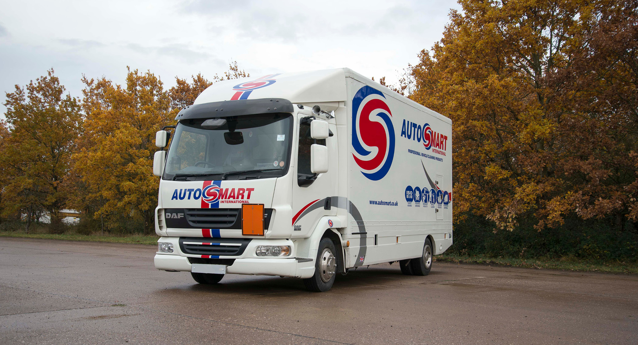 Autosmart Franchisee Opportunities Testimonial Truck