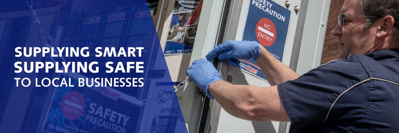 Autosmart Supplying Safe Supplying Smart Website Banner Home Page