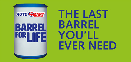 Barrel for Life