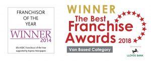 Franchise Awards Logos