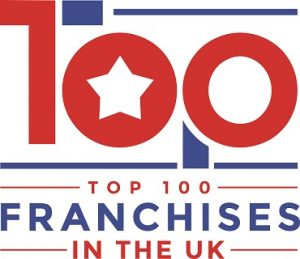 Franchise Direct Top 100 Logo